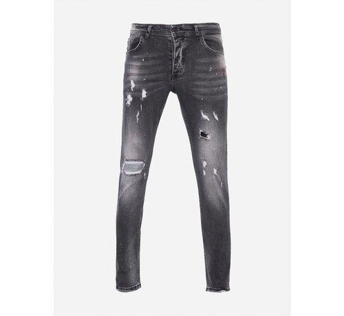 Wam Denim Jeans 03-HKN-A13-F Grey