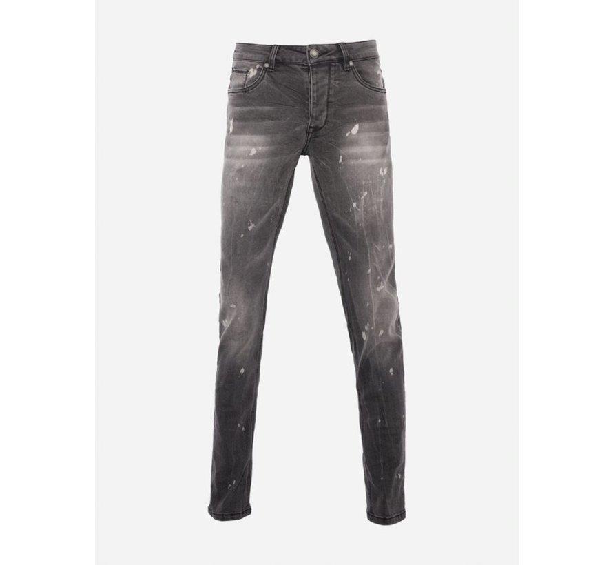 Jeans 015A Black