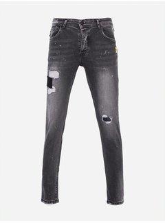 Wam Denim Jeans 03-HKN-A13-D Grey