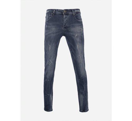 Wam Denim Jeans 565 Navy
