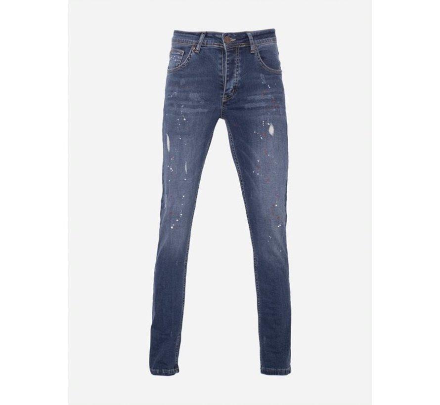 Jeans  68077 Elik Dark Navy