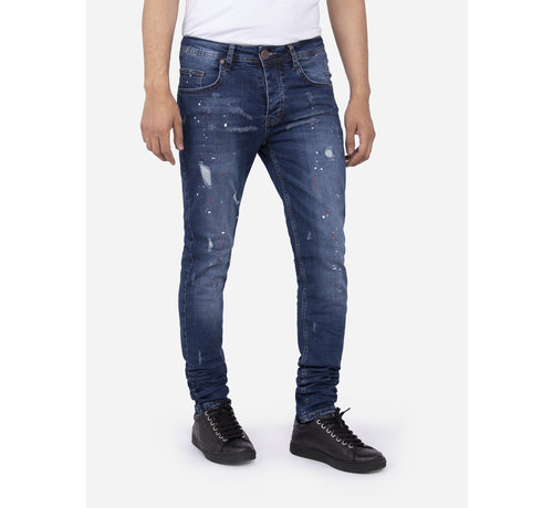 Gaznawi Jeans 68070 Zekel Navy
