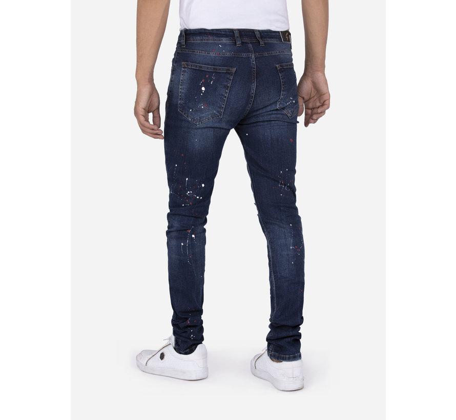 Jeans Velka 68063 Navy Blue