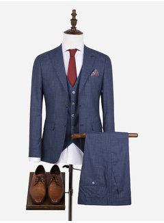 Wam Denim Kostuum 70043 Indigo
