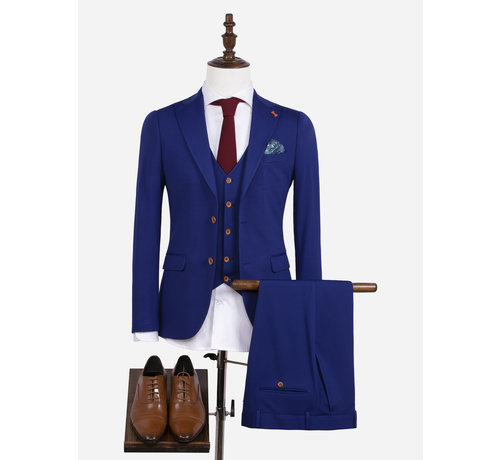Wam Denim Colbert 70044 Royal Blue