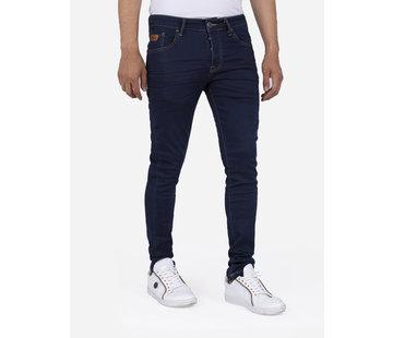 Wam Denim Jeans 72193 Bonim Dark Navy