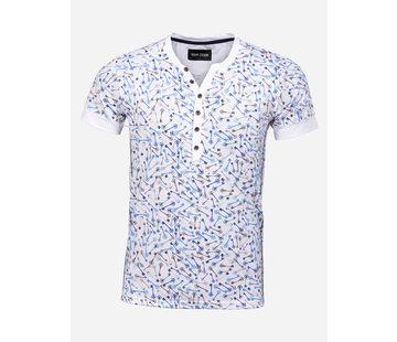 Wam Denim T-Shirt 79460 Lincoln White