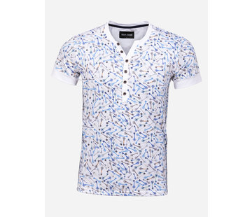 Wam Denim T-Shirt Lincoln White