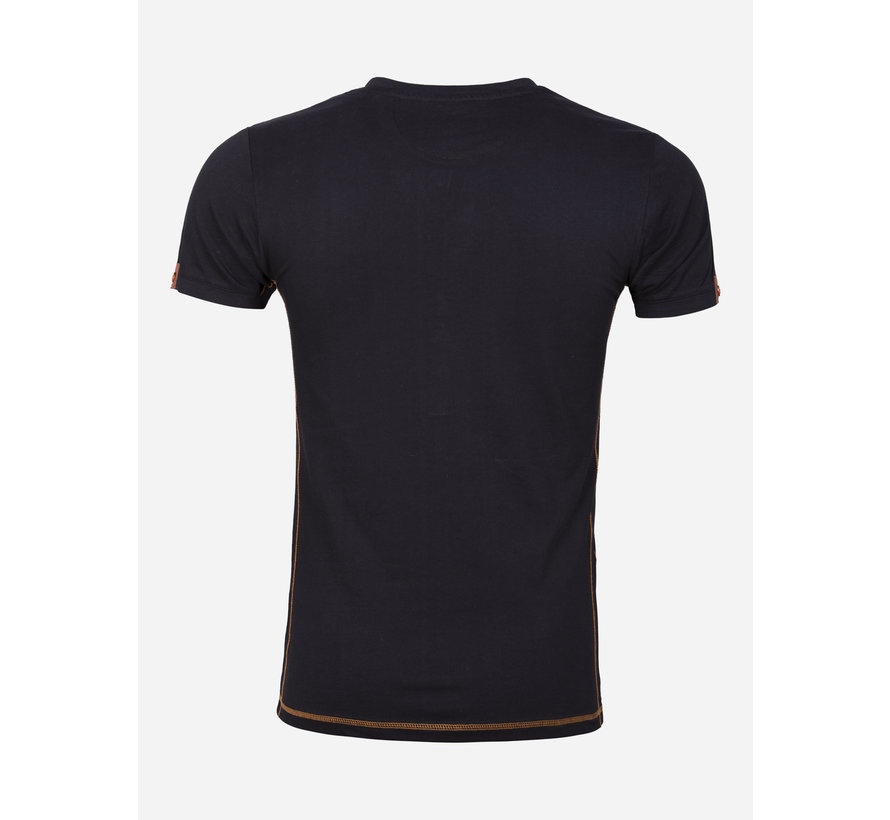 T-Shirt Palmdale Black