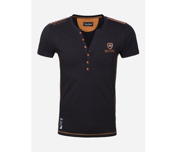 Wam Denim T-Shirt Palmdale Black