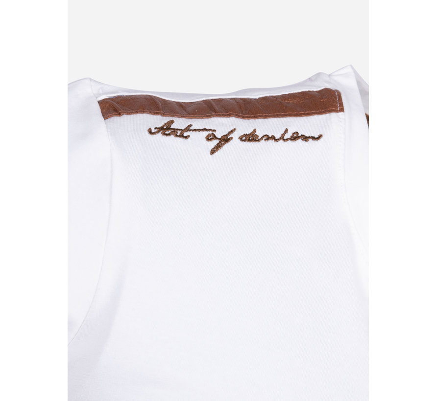T-Shirt Palmdale Off White