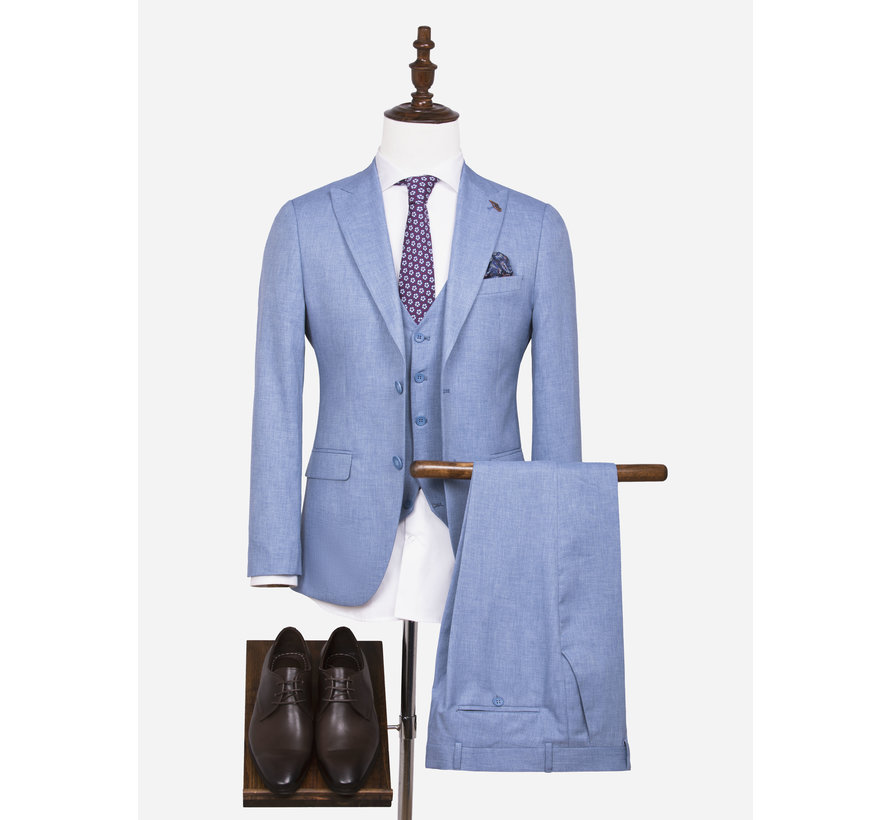 Gilet 80010  Winchester Blue