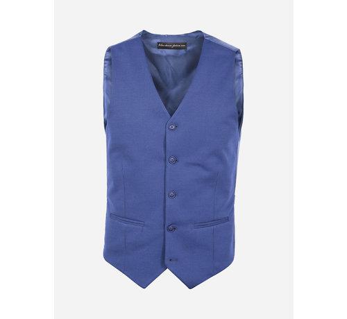 Wam Denim Gilet 72195 Aryeh Royal Blue