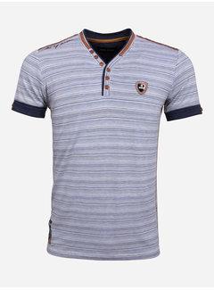 Wam Denim T-Shirt 79454 Elizabeth Blue