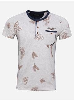 Wam Denim T-Shirt 79455 Aurora Beige