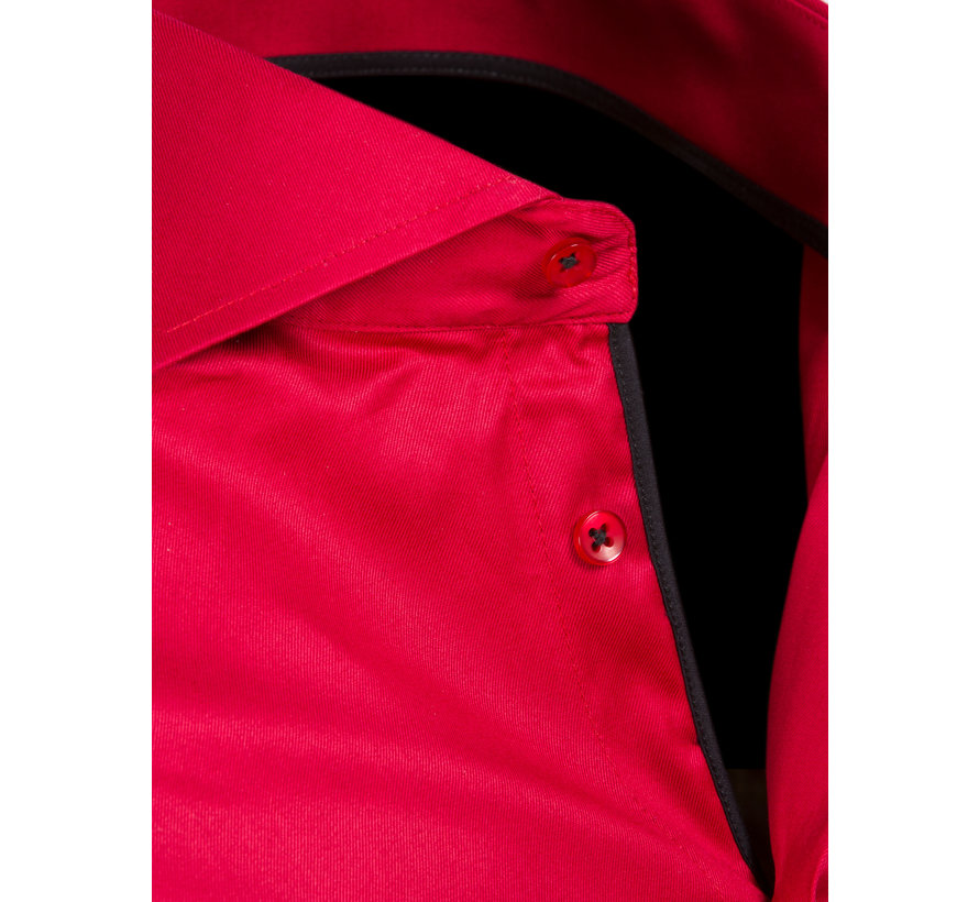 Blouse Longsleeve 75525 Red