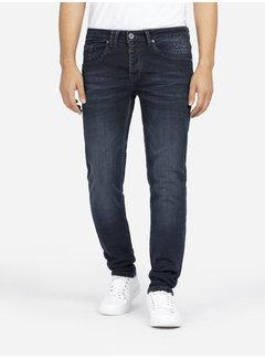 Wam Denim Jeans 72215 Feivul Blue Black L34