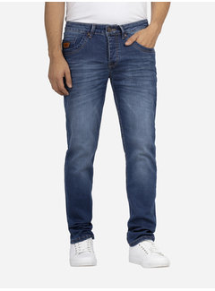 Wam Denim Jeans 72218 Bentze Navy L34