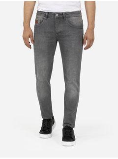 Wam Denim Jeans Antera Anthracite L30