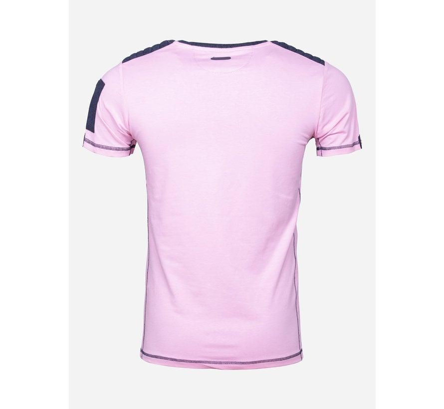 T-Shirt Macon Pink