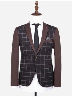Wam Denim Blazer 94012 Brown
