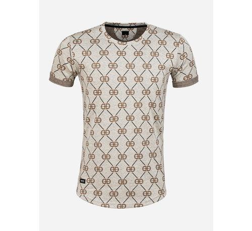 Arya Boy T-Shirt Rorschach Grey