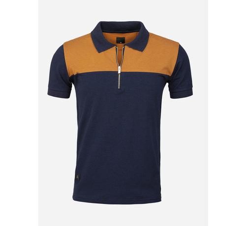 Arya Boy Polo Zalikon Navy