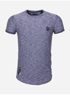 Wam Denim T-Shirt 79463 Fort Collins Navy