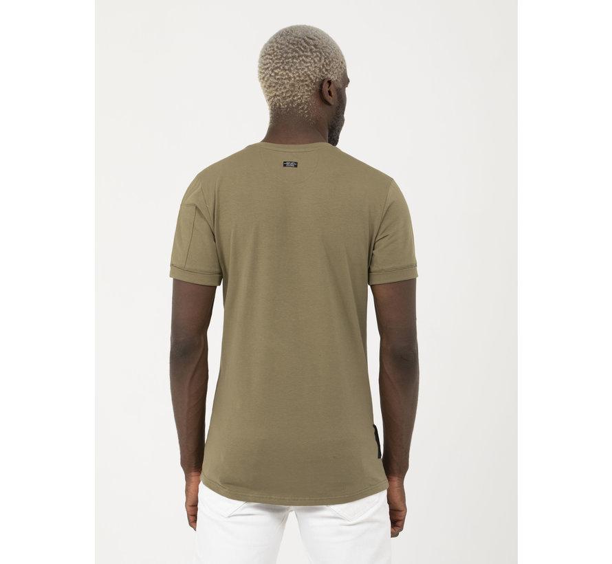 T-Shirt North Las Vegas Khaki