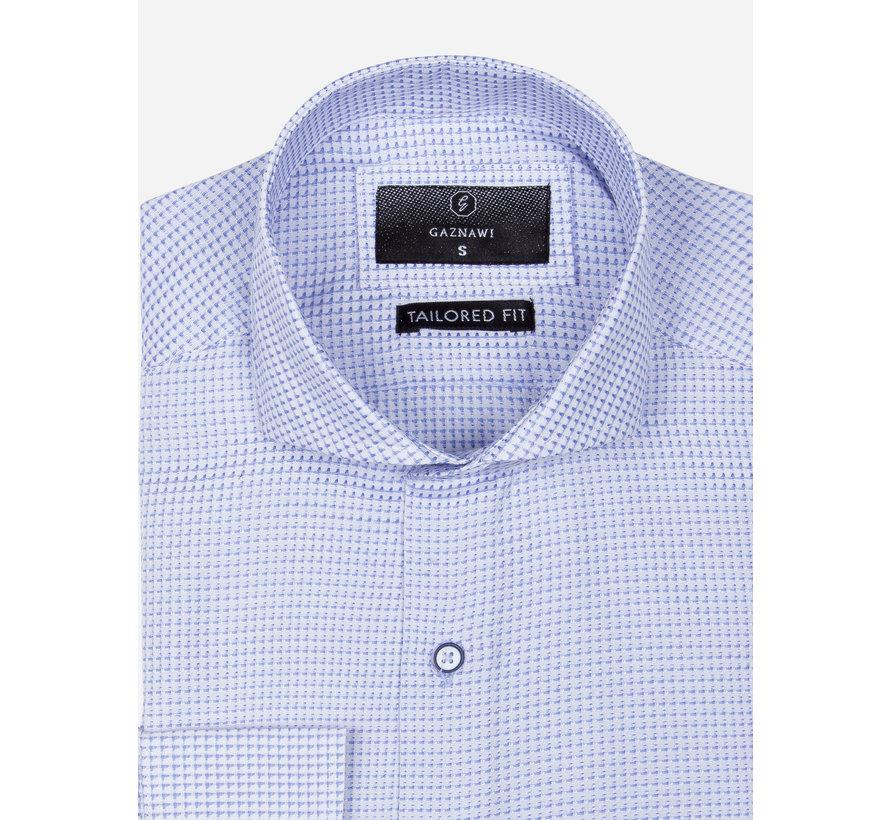 Shirt Long Sleeve 65020 Alghero Blue