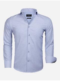 Gaznawi Shirt Long Sleeve 65020 Alghero Royal Blue