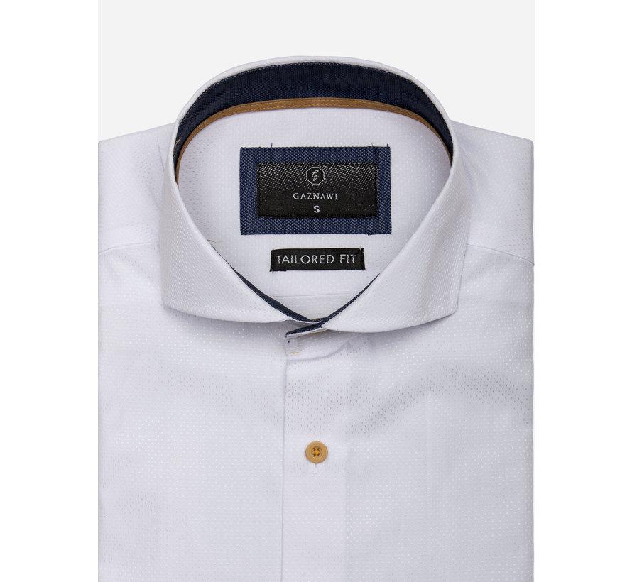 Overhemd Lange Mouw 65032 White