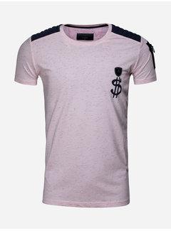 Gaznawi T-Shirt 69091 Tampa Light Pink