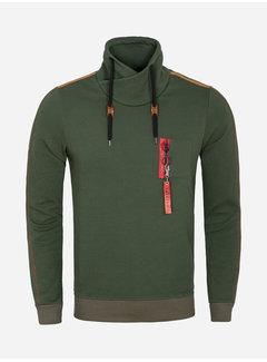 Gaznawi Sweater 66041 St. Louis Khaki