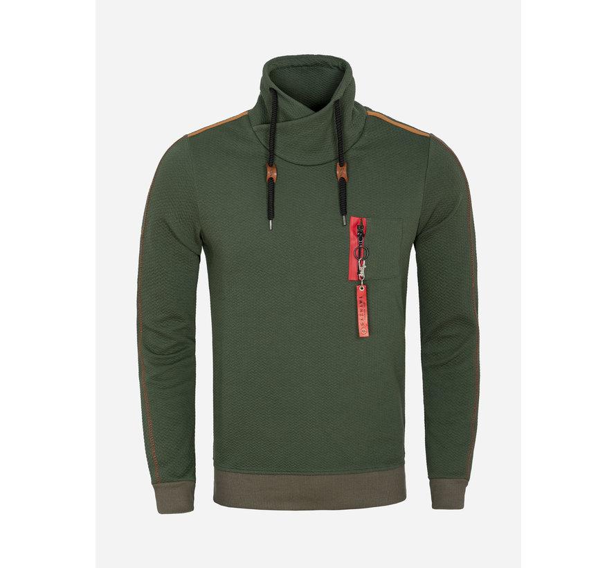 Sweater 66041 St. Louis Khaki