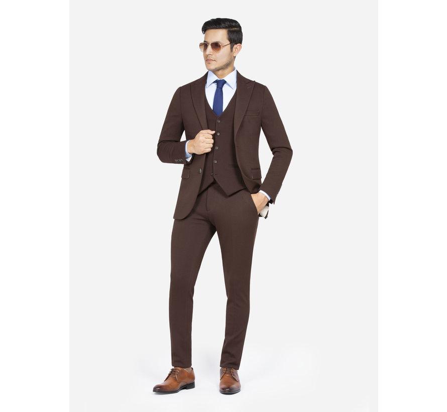 Suit 70054 Le Havre Brown