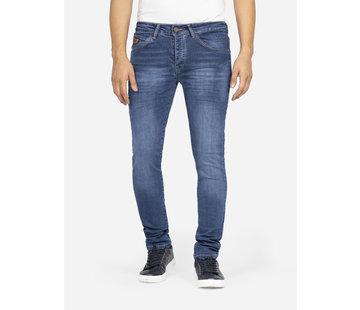 Wam Denim Jeans 72220 Rafael Light Navy L32