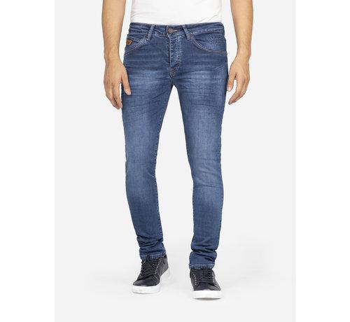 Wam Denim Jeans 72220 Rafael Light Navy