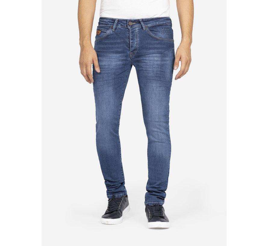 Jeans 72220 Rafael Light Navy