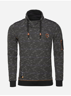 Wam Denim Sweater 76231 Black