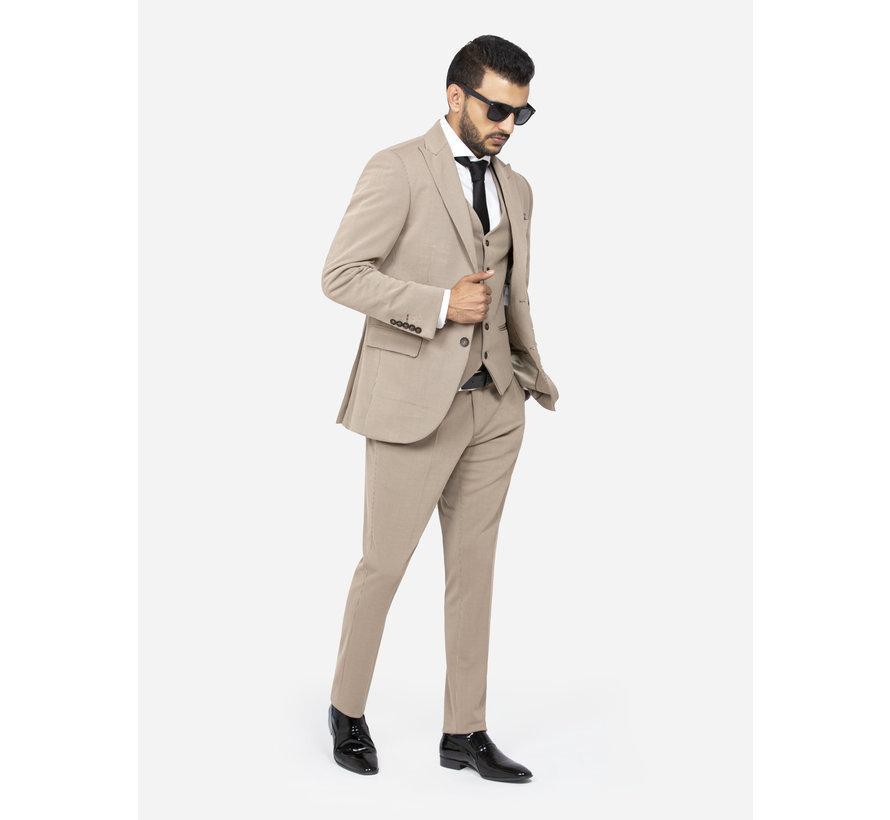 Pantalon 70052 Lille Beige