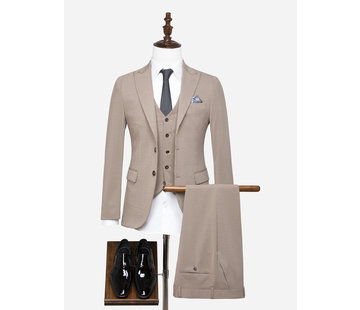 Wam Denim Suit 70052 Lille Beige