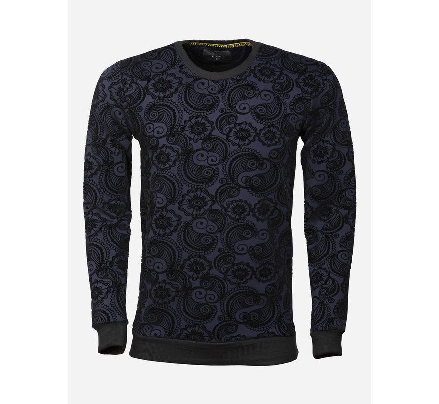 Sweater 66074 Eblikon Navy