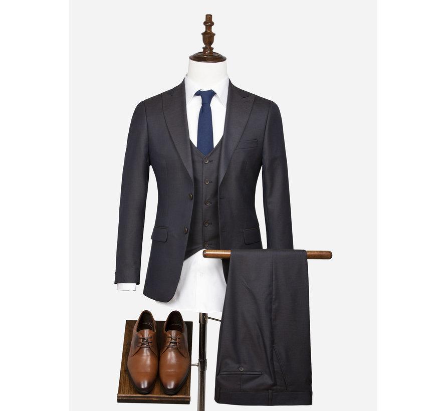 Kostuum 70055 Grenoble Brown Navy