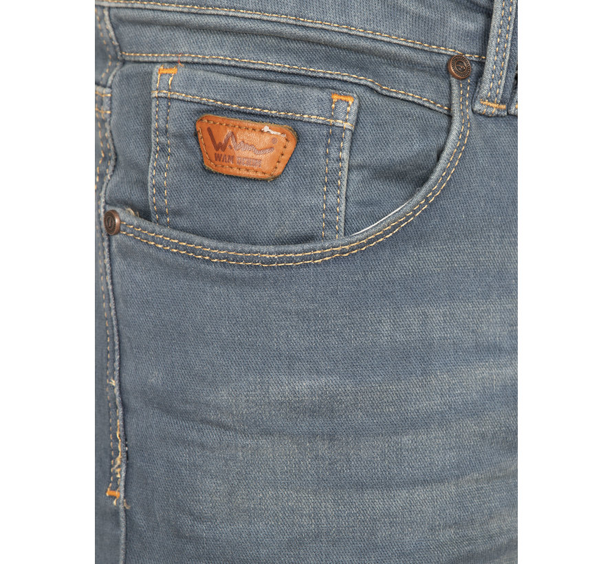 Jeans 72208 Kosman Petrol L32