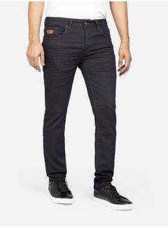 Wam Denim Jeans 72211 Artzi Navy Brown L32