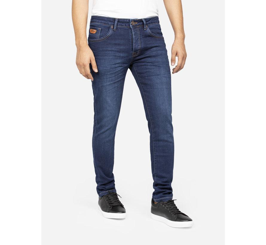 Jeans 72224 Aharon Navy