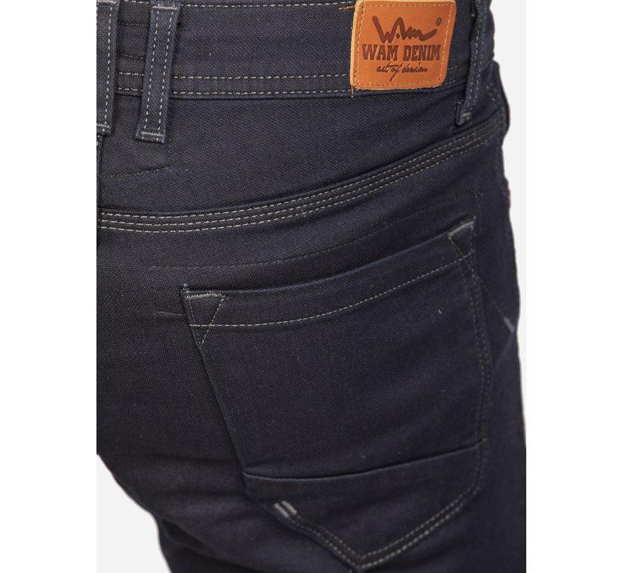 Jeans 72211 Artzi Navy Brown L34