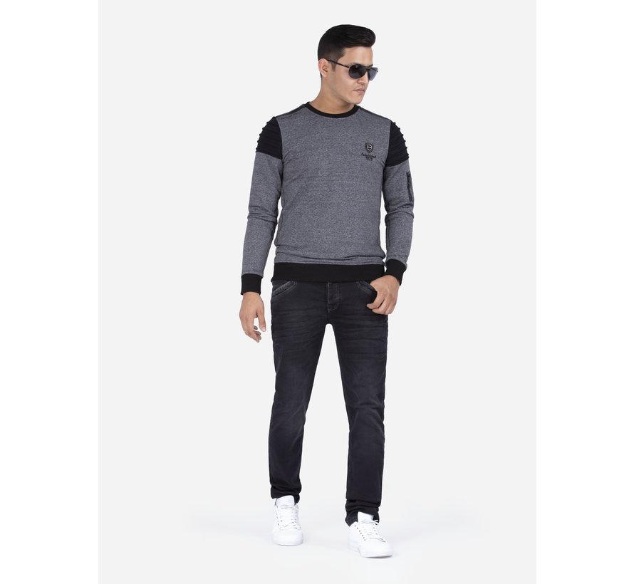 Sweater 76237 Sacramento Black