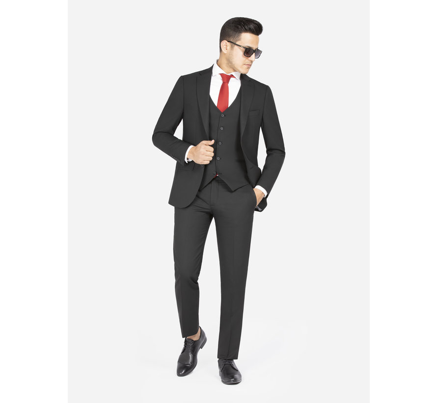 Kostuum 70057 Evry Black